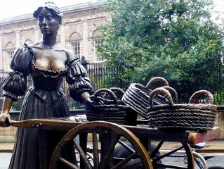 Molly Malone Statue | Monuments