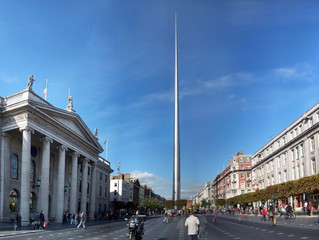 The Dublin Spire | Sightseeing Dublin