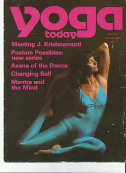Yoga today 1983