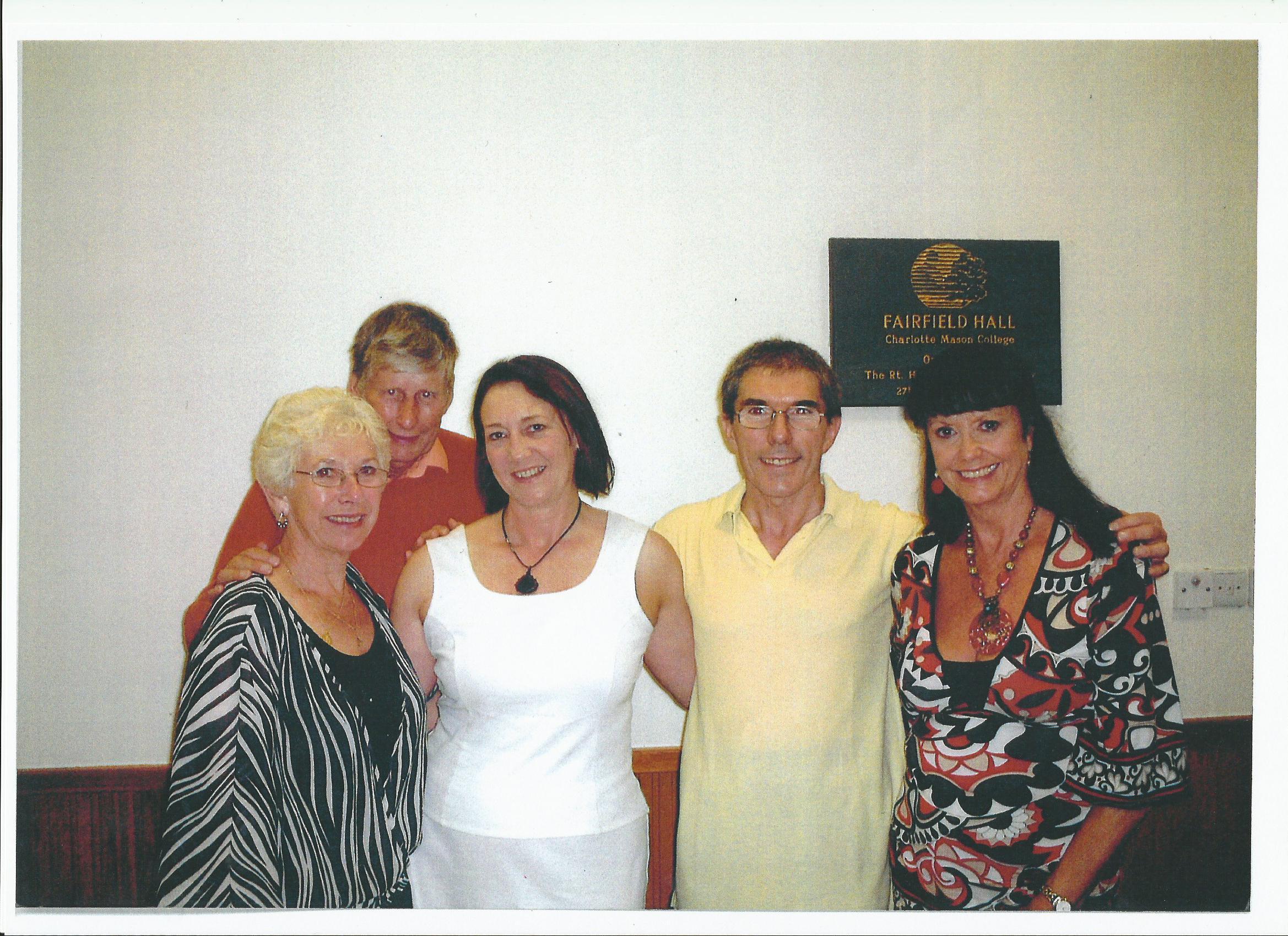Janet Irlam, Ann, Sensei Kolesnikov