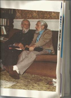 Eugene Halliday and Khen Ratcliffe