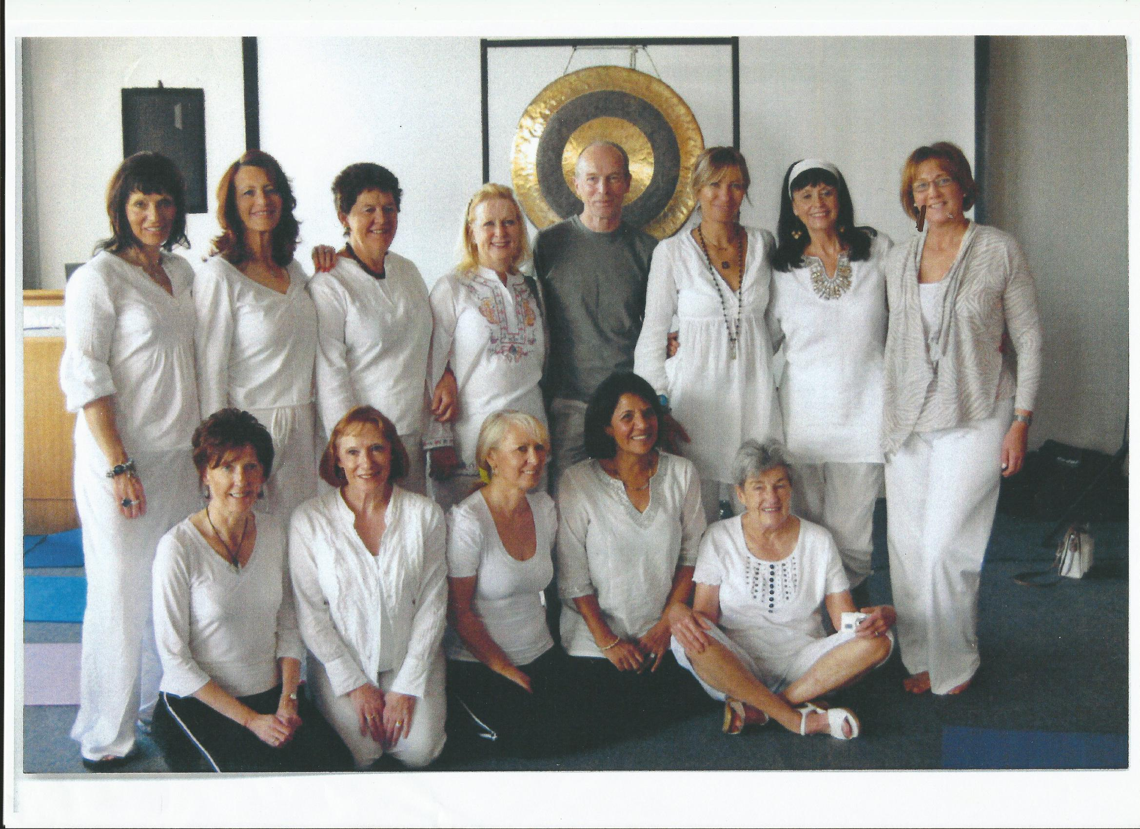 Kundalini Yoga Group