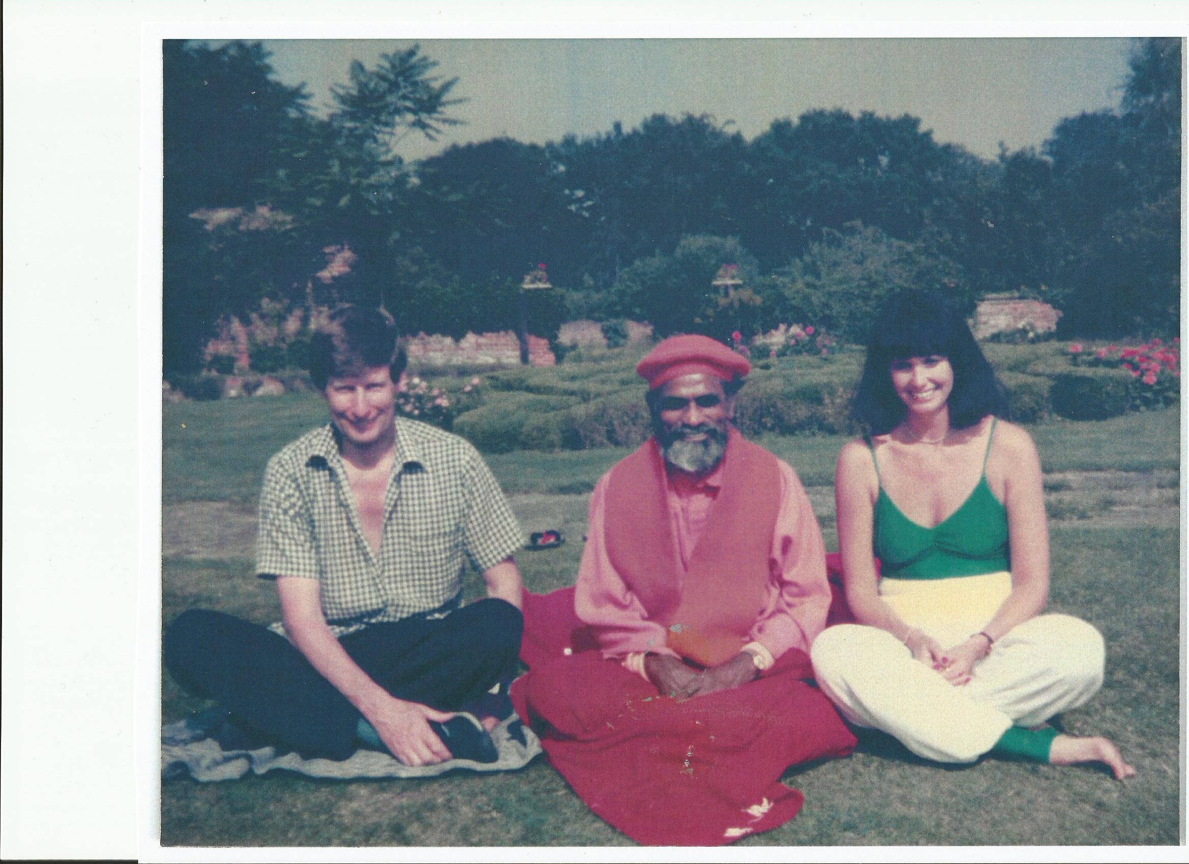 Dr Swami Ramamurti Mishra
