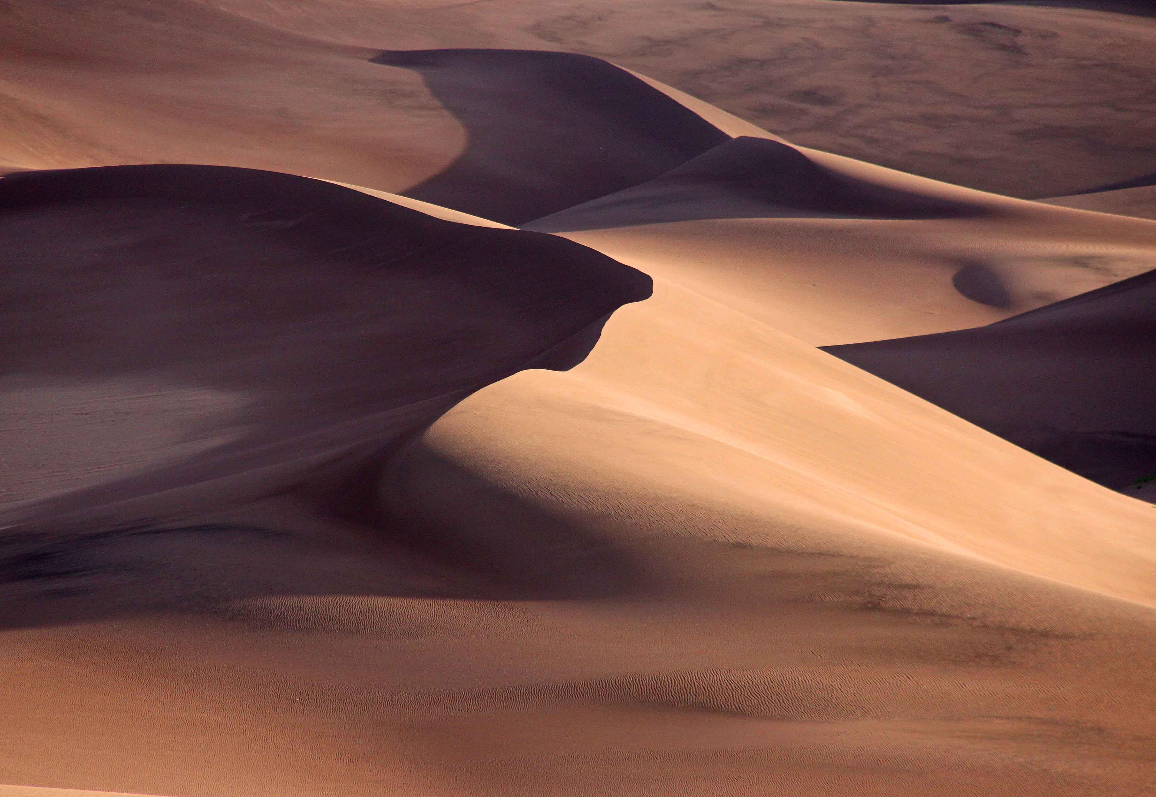 Great Sand Dunes #1 - Colorado