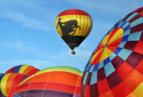 Balloon Launch - Colorado Springs, Colorado