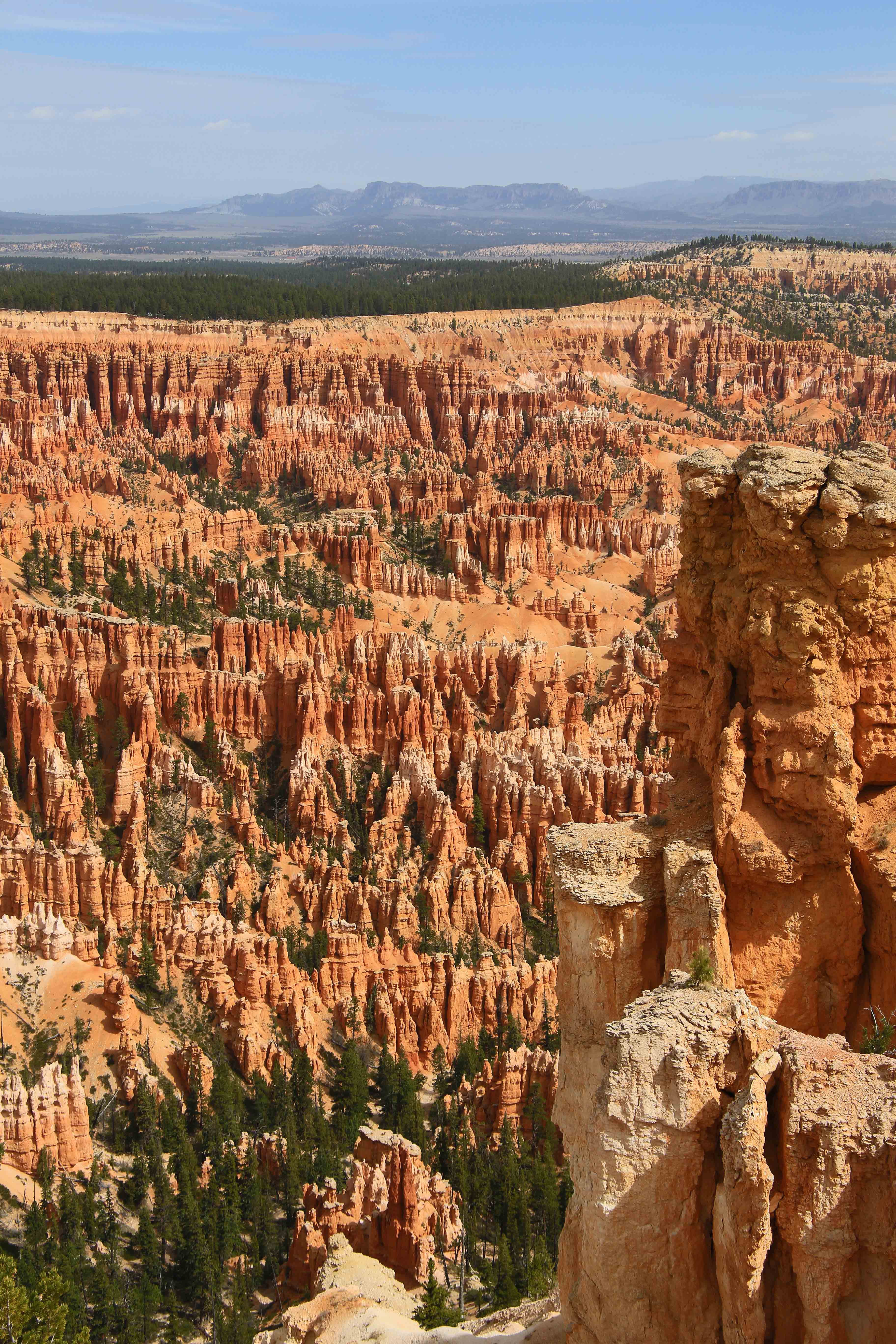 Bruce Canyon Vista - Bryce Canyon Nation