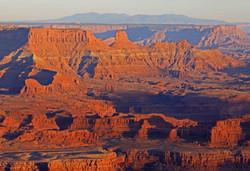 Canyonlands at Dusk - Moab, Utah