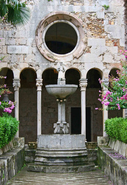 Fountain - Dubrovnik, Croatia