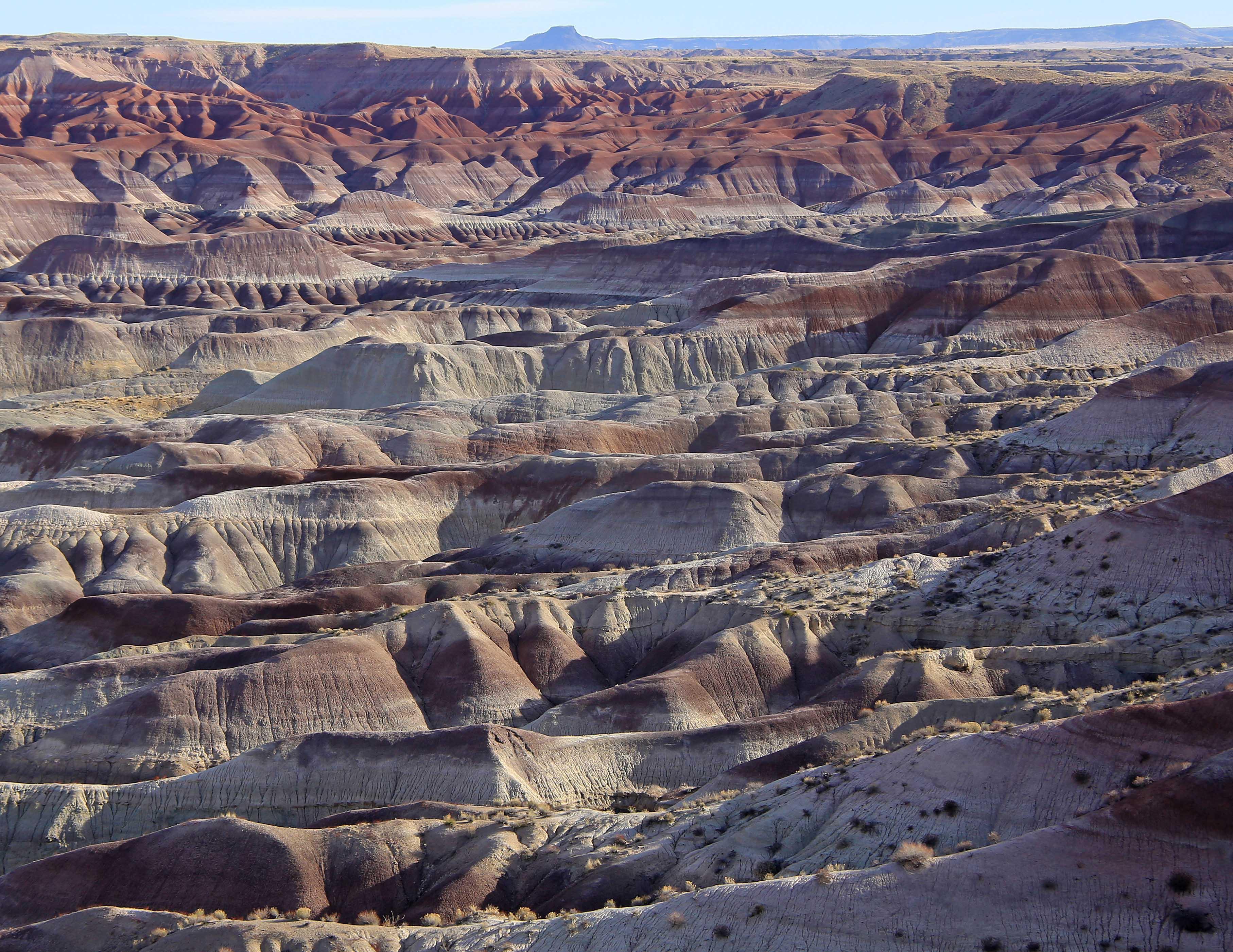 Painted Desert - Tuba City, Arizona