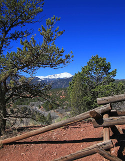 Pikes Peak Vista - Colorado Springs, Col