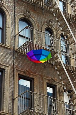 Waiting for Rain - New York City