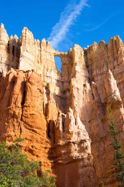 Natural Arch - Bryce Canyon National Par