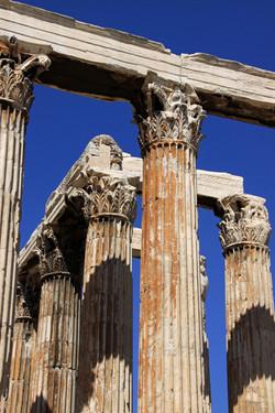 Temple of Zeus - Athens, Greece
