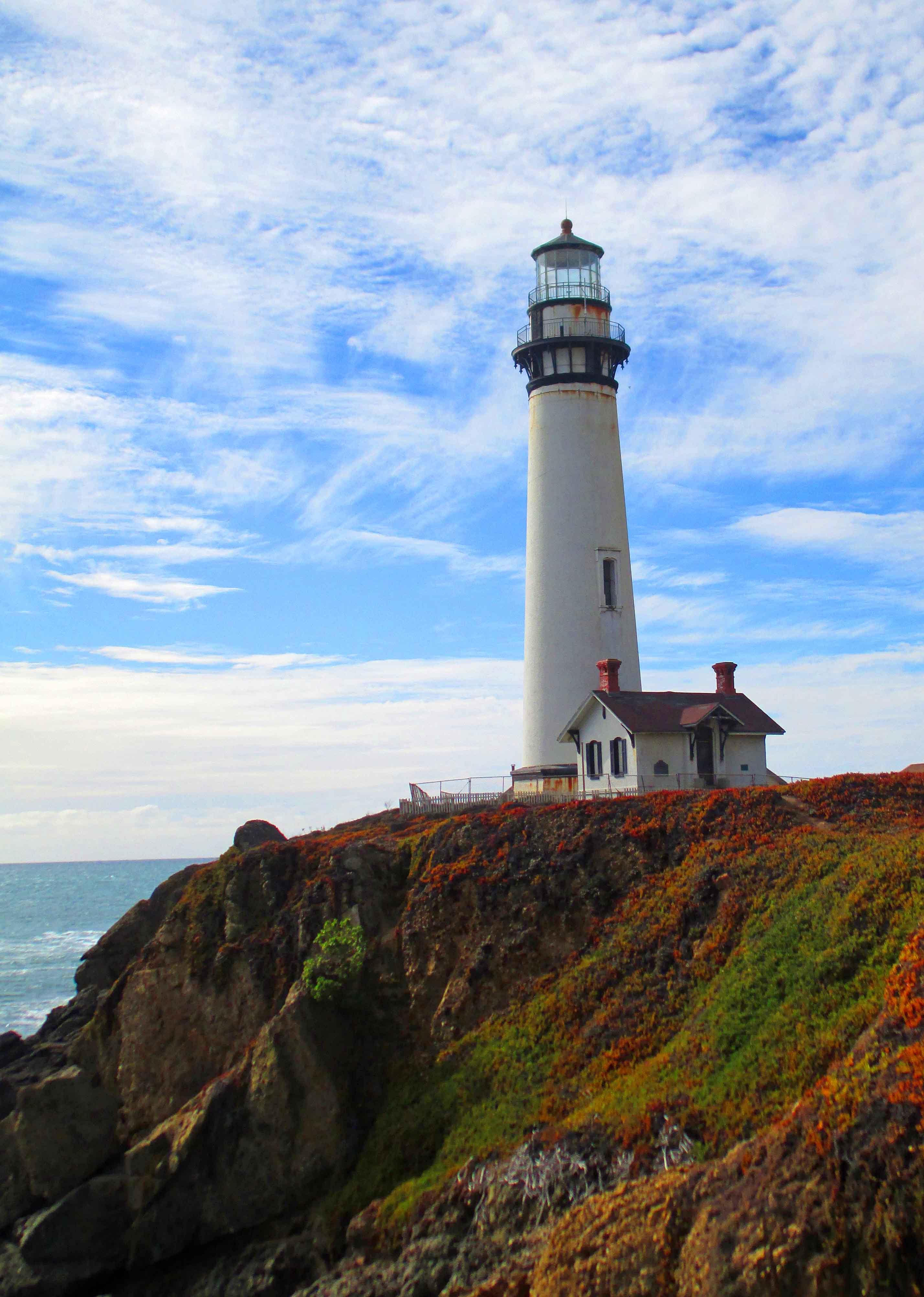 Pigeon Point Lighthouse - California Coast