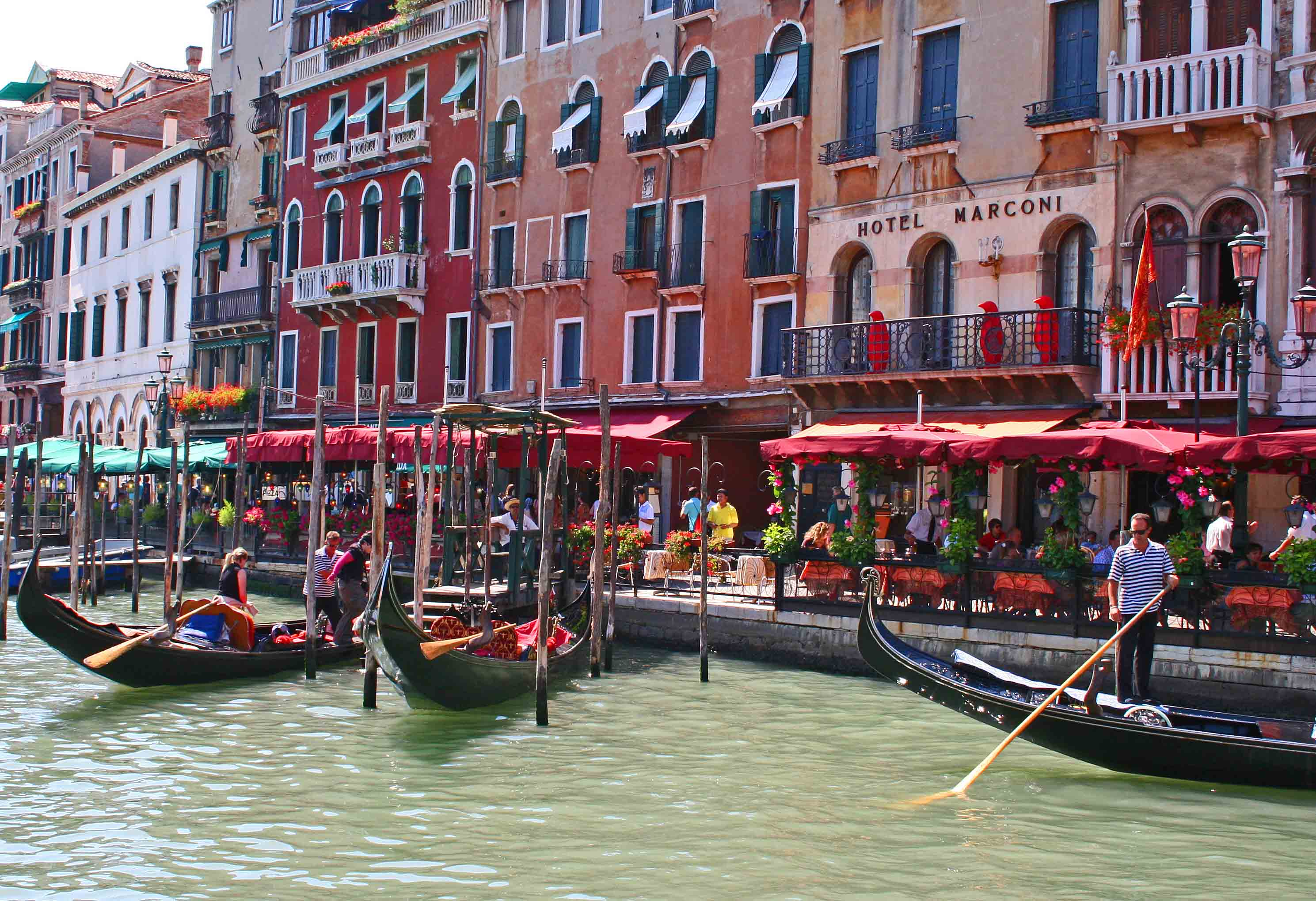 Grand Canal #1 - Venice, Italy