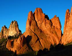 Garden of the Gods Vista - Colorado Springs, Colorado