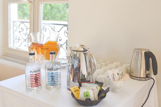 Pause Café Simple - Séminaire