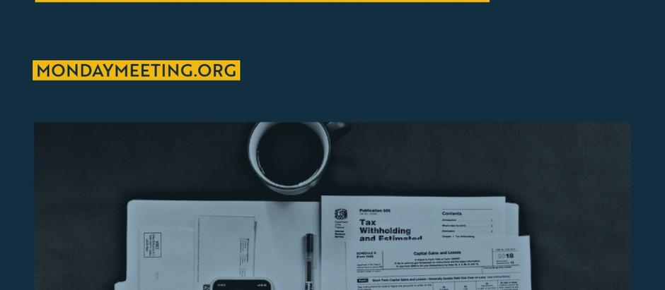 April 6, 2020: SBA Loans & Finances During COVID-19