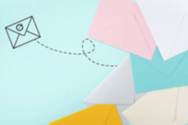 Connect to you customers via email