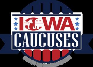 Iowa caucuses are February 3!