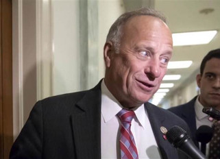 Rep. Steve King's comments normalizing rape and incest hurt victims and survivors