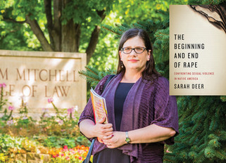 Staff Picks: 'The Beginning and the End of Rape' by Sarah Deer