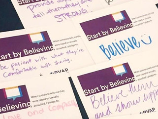 During Sexual Assault Awareness Month, Victim Service Providers Fight Funding Cuts
