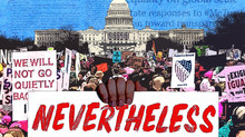 Join us for a special virtual screening of Nevertheless documentary
