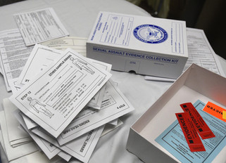 Audit finds thousands of untested rape kits at police departments