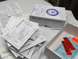 At-Home Rape Kits not a 'viable alternative' to a forensic exam