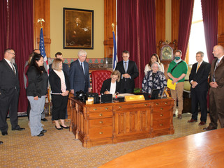 Bills to help sexual assault survivors signed into law