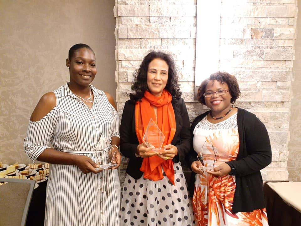 Yoshida Thomas, Sumaya Rabee, Anasia Sturdivant