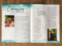 Magazine Article - Carrying On Young Life Relatonships magazine