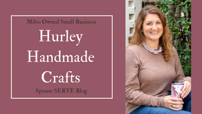 Milso Owned Small Business: Hurley Handmade Crafts