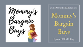 Milso Owned Business: Mommy's Bargain Buys