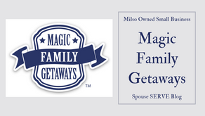 Milso Owned Small Business: Magic Family Getaways by Meridith