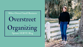 Milso Owned Small Business: Overstreet Organizing