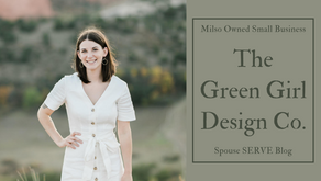Milso Owned Small Business: The Green Girl Design Co.