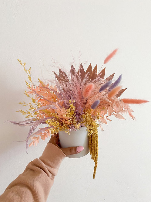 FLORMOSURA dry arrangement