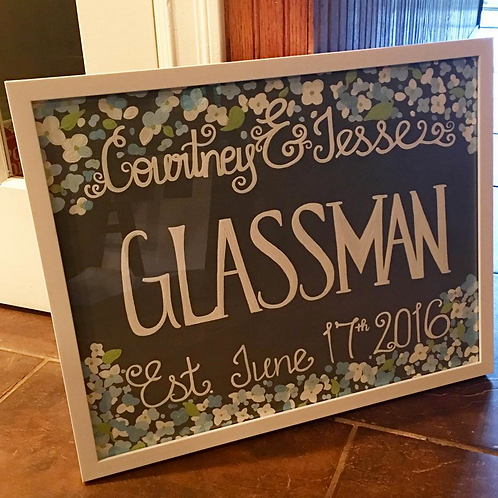 Glassman Flower