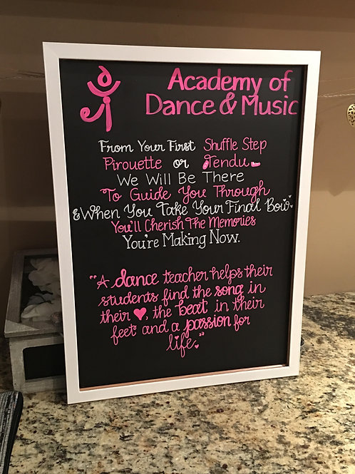 Sandra - Academy of Dance