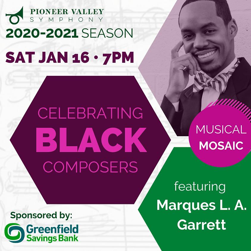 Musical Mosaic: Celebrating Black Composers