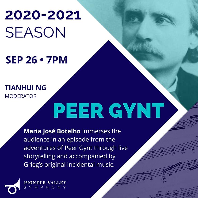 PVS Presents: Peer Gynt