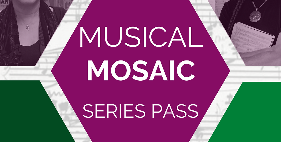 PASS - Musical Mosaic: America's Composers of Color