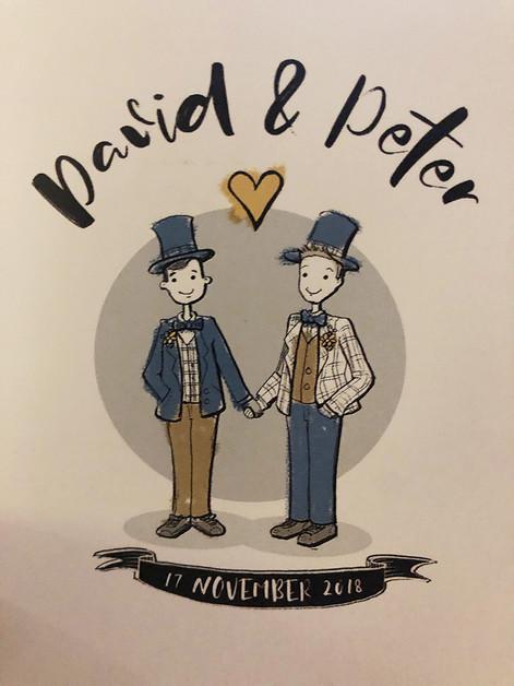 Peter and David 17 Nov 2018