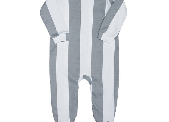 Mousey Stripe Babygrow