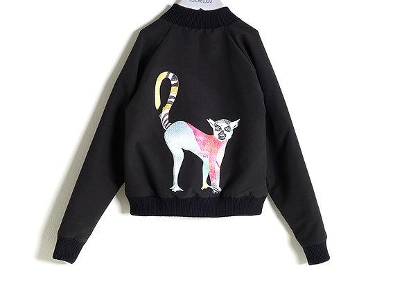 Lemur Bomber Jacket