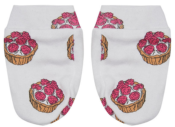 Raspberry Tart Mitts