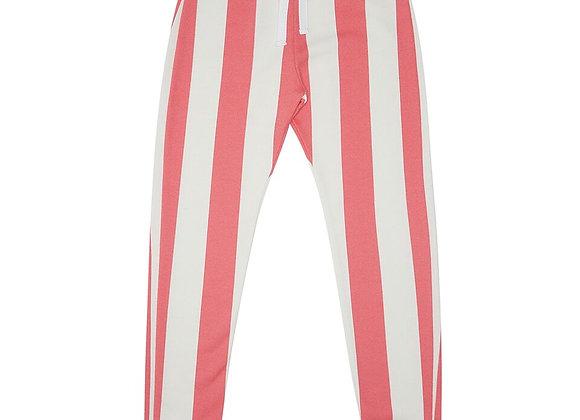 Flamingo Stripe Sweatpants