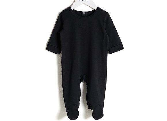 Jet Black Babygrow
